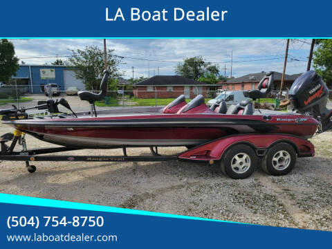 2008 Ranger Z21 40th Anniversary Edition for sale at LA Boat Dealer - Bass Boats in Metairie LA