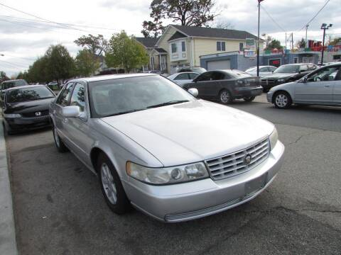 2001 Cadillac Seville for sale at K & S Motors Corp in Linden NJ