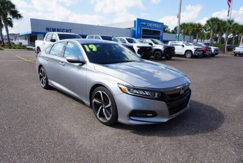2019 Honda Accord for sale at WinWithCraig.com in Jacksonville FL
