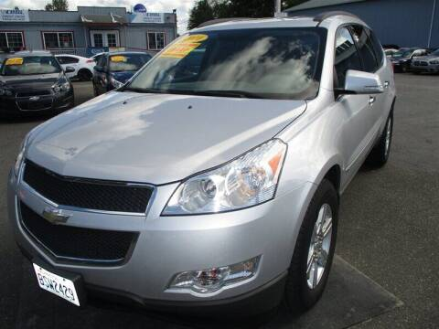 2010 Chevrolet Traverse for sale at GMA Of Everett in Everett WA