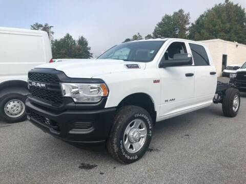2020 RAM Ram Pickup 3500 for sale at FRED FREDERICK CHRYSLER, DODGE, JEEP, RAM, EASTON in Easton MD