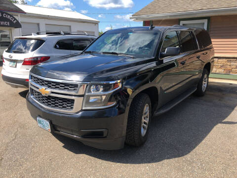 2016 Chevrolet Suburban for sale at Winner's Circle Auto Sales in Tilton NH