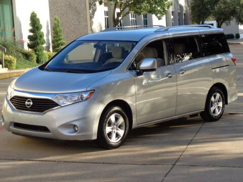 2016 Nissan Quest for sale at Auto Starlight in Dallas TX