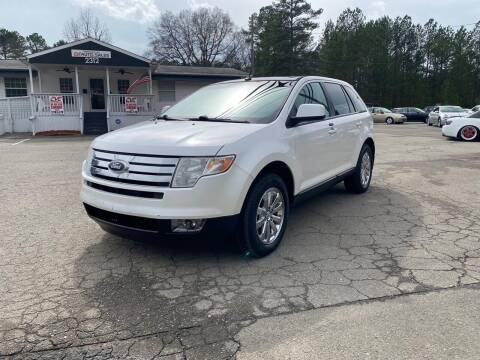 2010 Ford Edge for sale at CVC AUTO SALES in Durham NC