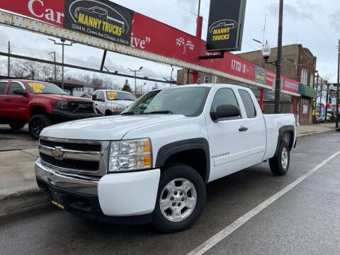 2008 Chevrolet Silverado 1500 for sale at Manny Trucks in Chicago IL