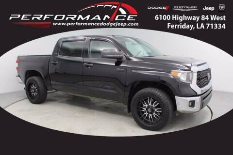 2018 Toyota Tundra for sale at Performance Dodge Chrysler Jeep in Ferriday LA