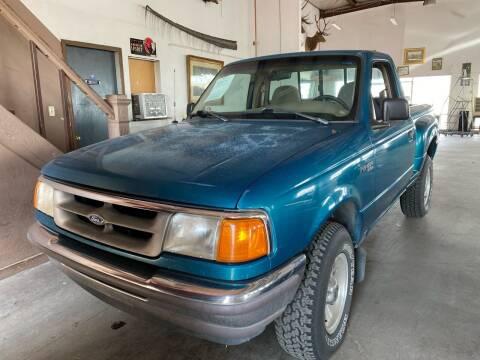 1997 Ford Ranger for sale at PYRAMID MOTORS - Pueblo Lot in Pueblo CO