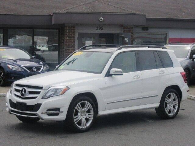 2015 Mercedes-Benz GLK for sale at Lynnway Auto Sales Inc in Lynn MA