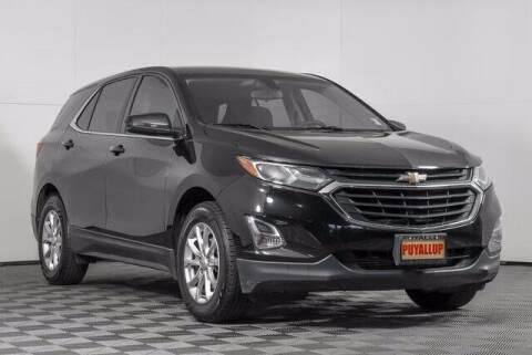 2018 Chevrolet Equinox for sale at Washington Auto Credit in Puyallup WA