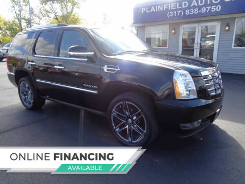 2011 Cadillac Escalade for sale at Plainfield Auto Sales in Plainfield IN