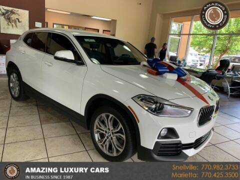 2018 BMW X2 for sale at Amazing Luxury Cars in Snellville GA