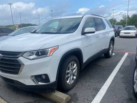 2019 Chevrolet Traverse for sale at The Car Guy powered by Landers CDJR in Little Rock AR