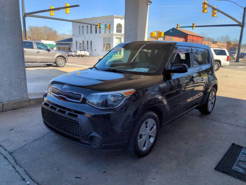 2016 Kia Soul for sale at ROBINSON AUTO BROKERS in Dallas NC