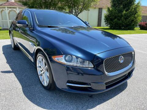 2011 Jaguar XJ for sale at CROSSROADS AUTO SALES in West Chester PA