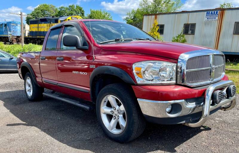 2007 Dodge Ram Pickup 1500 for sale at Mayer Motors of Pennsburg in Pennsburg PA