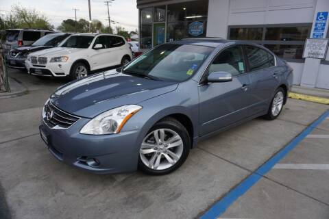 2011 Nissan Altima for sale at Industry Motors in Sacramento CA