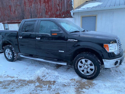 2012 Ford F-150 for sale at Dave's Auto & Truck in Campbellsport WI
