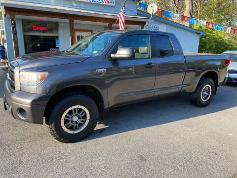 2012 Toyota Tundra for sale at Elite Auto Sales Inc in Front Royal VA