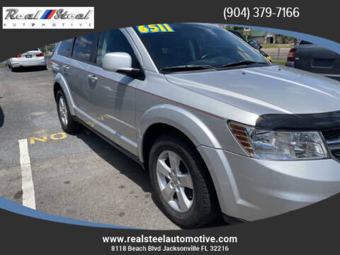 2012 Dodge Journey for sale at Real Steel Automotive in Jacksonville FL