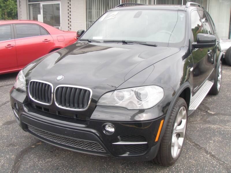 2012 BMW X5 for sale at Autoworks in Mishawaka IN