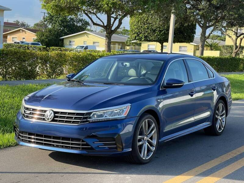 2017 Volkswagen Passat for sale at GTR Motors in Davie FL