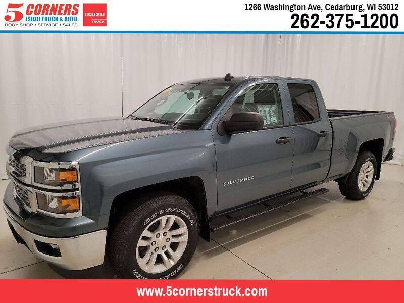2014 Chevrolet Silverado 1500 for sale at 5 Corners Isuzu Truck & Auto in Cedarburg WI