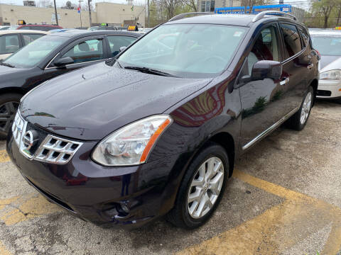 2013 Nissan Rogue for sale at 5 Stars Auto Service and Sales in Chicago IL