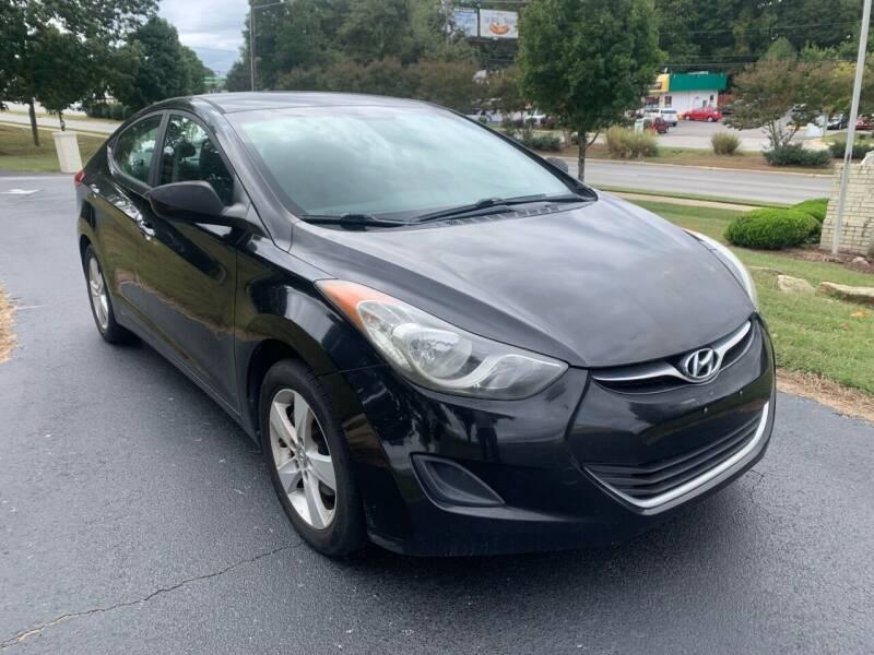 2011 Hyundai Elantra for sale at Alfa Auto Sales in Raleigh NC