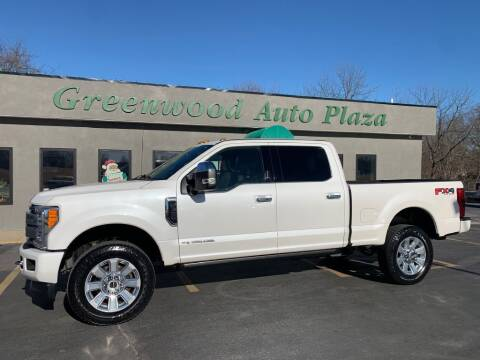 2018 Ford F-350 Super Duty for sale at Greenwood Auto Plaza in Greenwood MO