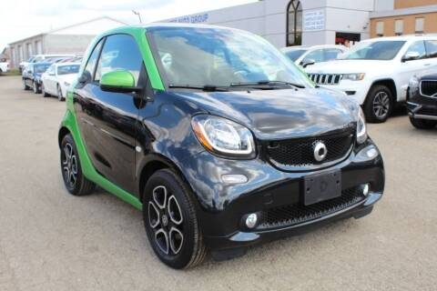 2017 Smart fortwo electric drive for sale at SHAFER AUTO GROUP in Columbus OH