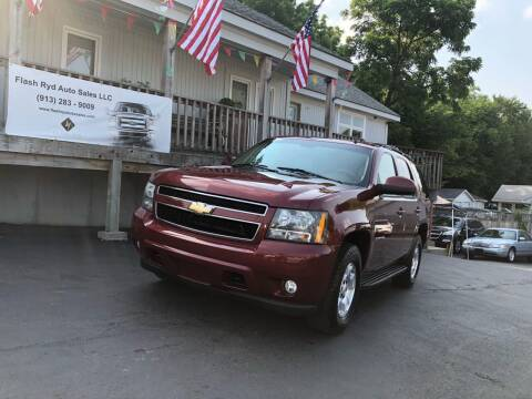 2009 Chevrolet Tahoe for sale at Flash Ryd Auto Sales in Kansas City KS