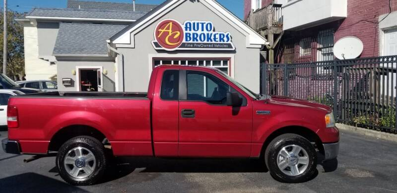 2007 Ford F-150 for sale at AC Auto Brokers in Atlantic City NJ