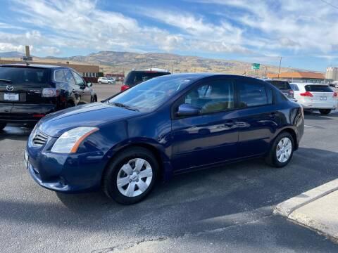 2012 Nissan Sentra for sale at Auto Image Auto Sales in Pocatello ID