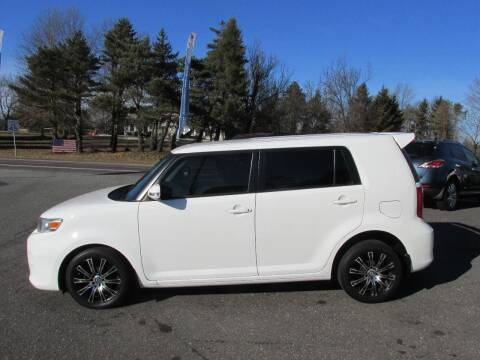 2013 Scion xB for sale at GEG Automotive in Gilbertsville PA