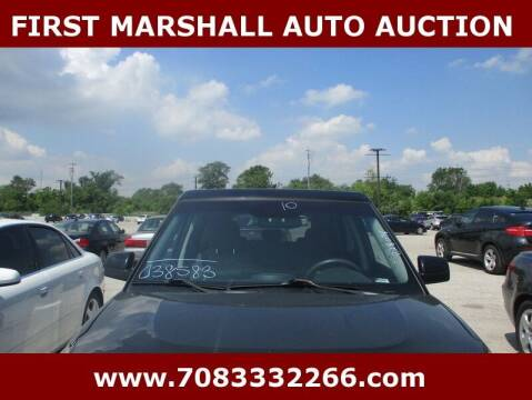 2010 Kia Soul for sale at First Marshall Auto Auction in Harvey IL