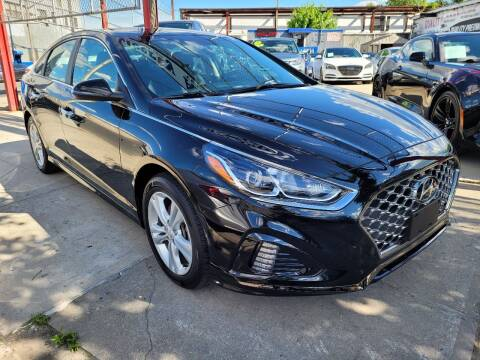 2018 Hyundai Sonata for sale at LIBERTY AUTOLAND INC in Jamaica NY
