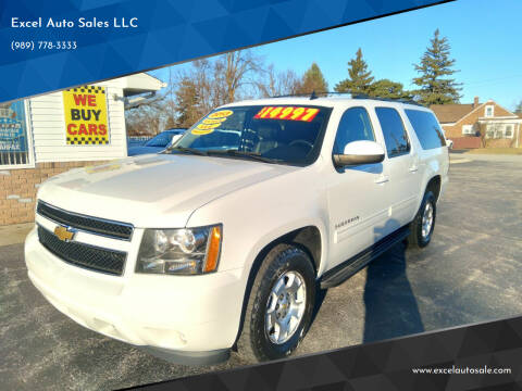 2013 Chevrolet Suburban for sale at Excel Auto Sales LLC in Kawkawlin MI