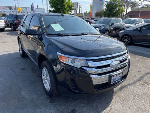 2013 Ford Edge for sale at Tristar Motors in Bell CA