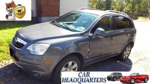 2008 Saturn Vue for sale at CAR  HEADQUARTERS in New Windsor NY