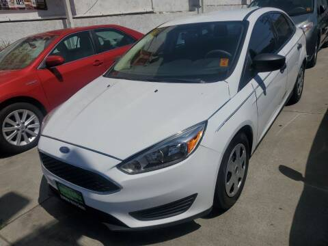 2018 Ford Focus for sale at Express Auto Sales in Los Angeles CA
