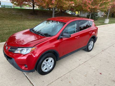 2013 Toyota RAV4 for sale at Western Star Auto Sales in Chicago IL
