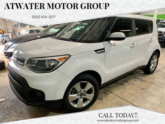 2017 Kia Soul for sale at Atwater Motor Group in Phoenix AZ