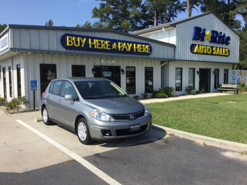 2011 Nissan Versa for sale at Bi Rite Auto Sales in Seaford DE