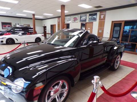 2006 Chevrolet SSR for sale at Adams Auto Group Inc. in Charlotte NC