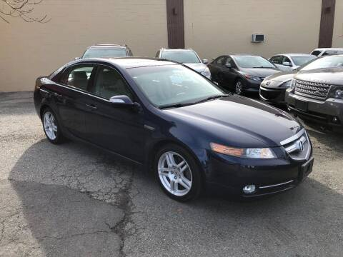 2008 Acura TL for sale at Matrone and Son Auto in Tallman NY