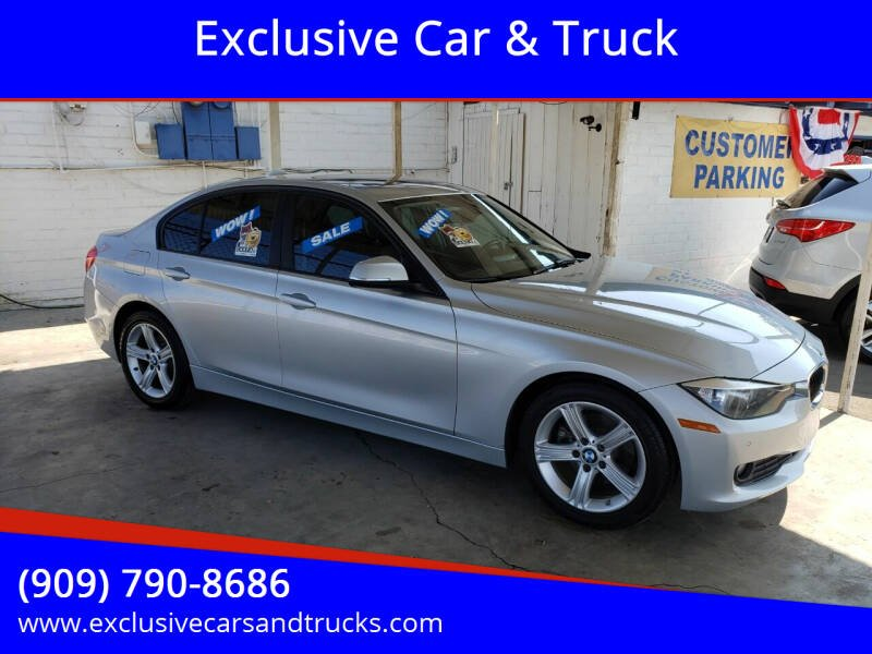 2014 BMW 3 Series for sale at Exclusive Car & Truck in Yucaipa CA