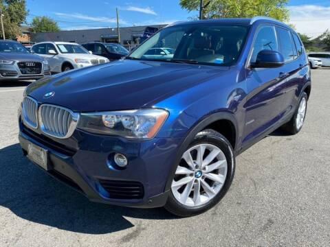 2015 BMW X3 for sale at EUROPEAN AUTO EXPO in Lodi NJ