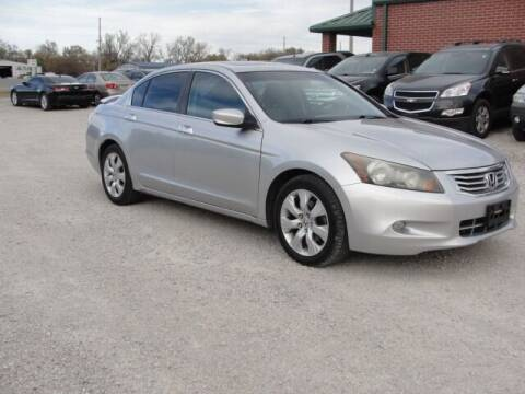 2009 Honda Accord for sale at Frieling Auto Sales in Manhattan KS