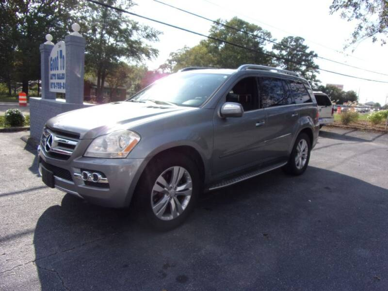 2010 Mercedes-Benz GL-Class for sale at Good To Go Auto Sales in Mcdonough GA