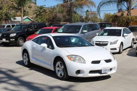 2008 Mitsubishi Eclipse for sale at Car 1234 inc in El Cajon CA